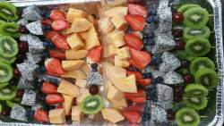 Colorful Fruits Skewers B